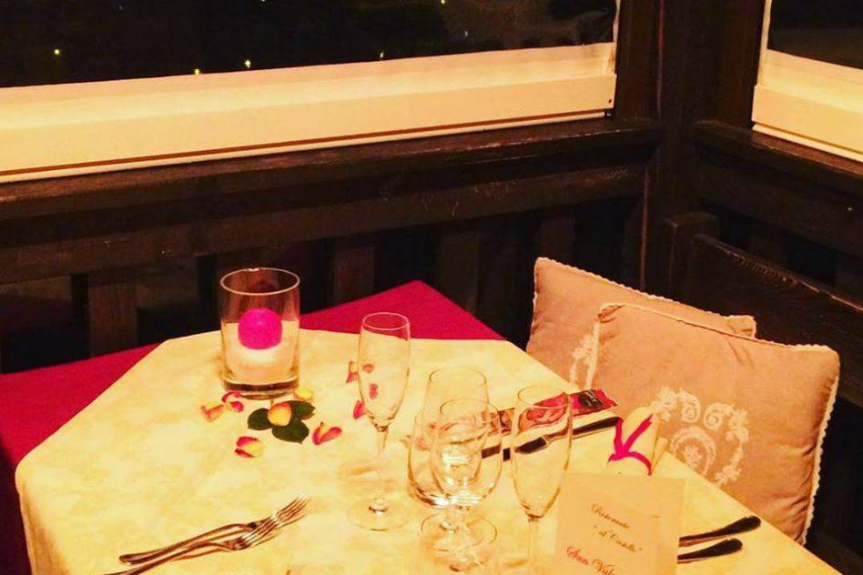 Cena San Valentino a Conegliano