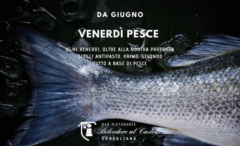 menu pesce al Ristorante al Castello